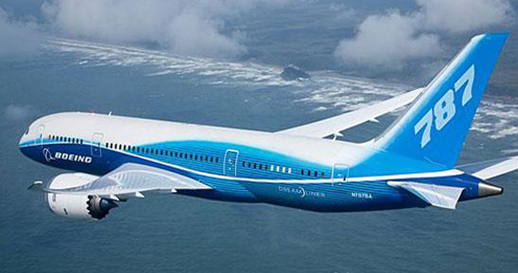 Boeing 787 - Airplane